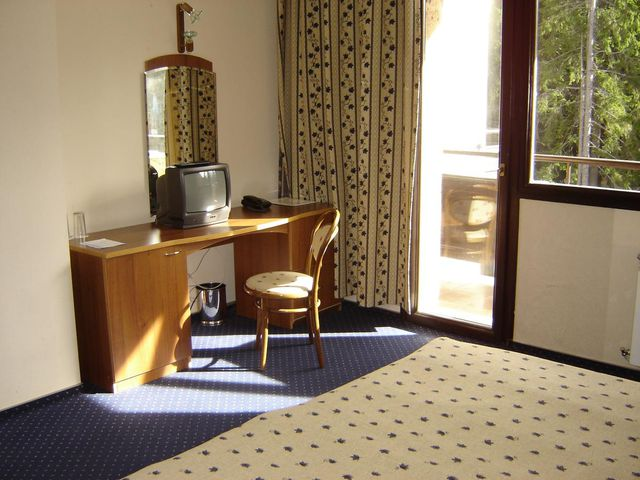 Finlandia Hôtel - Single room luxury
