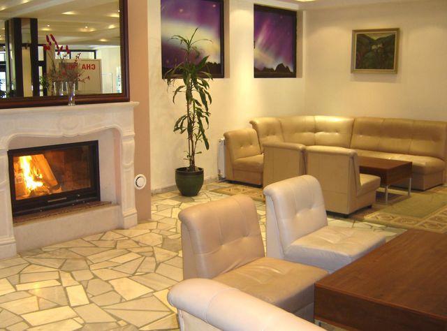 Finlandia Hotel - Lobby
