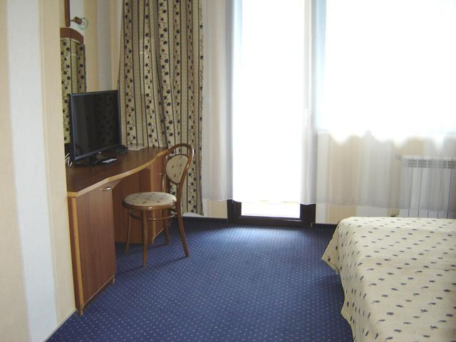 Finlandia Hotel - DBL room luxury