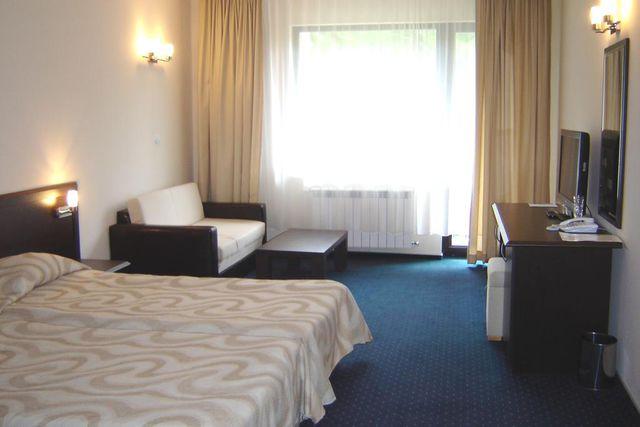 Finlandia Hôtel - DBL room standard
