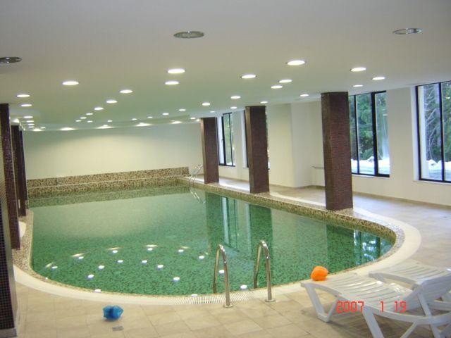 Finlandia Hôtel - Pool